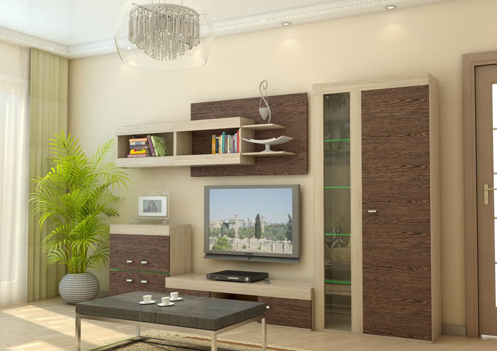 Корпусная Мебель Для Гостиной Артис Москва